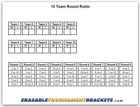 team schedule maker free